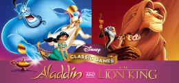 Carátula de Disney Classic Games: Aladdin and The Lion King para PC