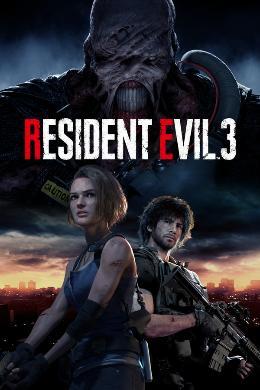 Carátula de Resident Evil 3 (2020) para PC