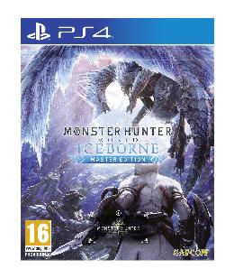Carátula de Monster Hunter World: Iceborne para PlayStation 4