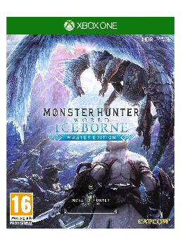 Carátula de Monster Hunter World: Iceborne para Xbox One