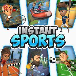 Carátula de Instant Sports