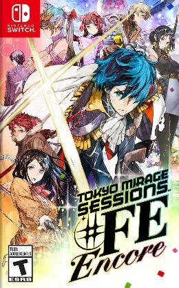 Carátula de Tokyo Mirage Sessions #FE Encore