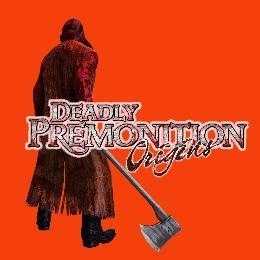 Carátula o portada eShop del juego Deadly Premonition Origins para Nintendo Switch