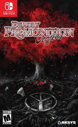 Carátula de Deadly Premonition Origins