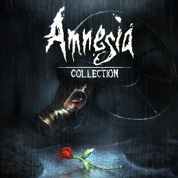 Carátula de Amnesia: Collection para Nintendo Switch
