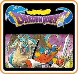Carátula o portada Europea del juego Dragon Quest para Nintendo Switch