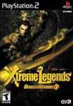 Carátula de Dynasty Warriors 3: Xtreme Legends para PlayStation 2