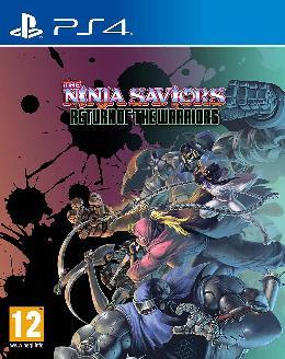Carátula de The Ninja Saviors: Return of the Warriors para PlayStation 4