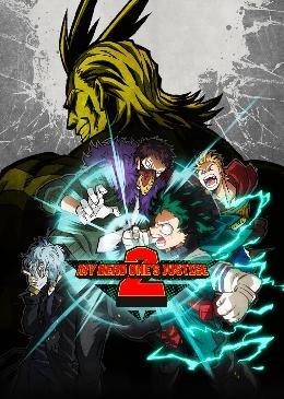Carátula de My Hero One's Justice 2 para Nintendo Switch