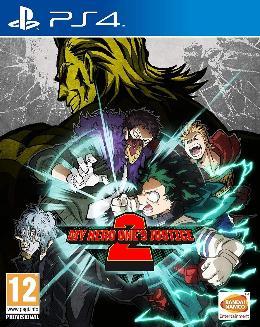 Carátula de My Hero One's Justice 2 para PlayStation 4