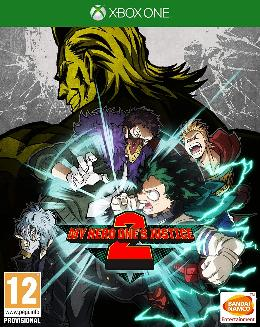 Carátula de My Hero One's Justice 2 para Xbox One