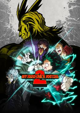 Carátula de My Hero One's Justice 2 para PC