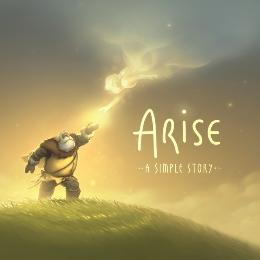 Carátula de Arise: A Simple Story para PlayStation 4