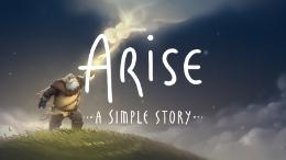 Carátula de Arise: A Simple Story para PC
