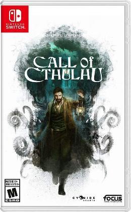 Carátula de Call of Cthulhu