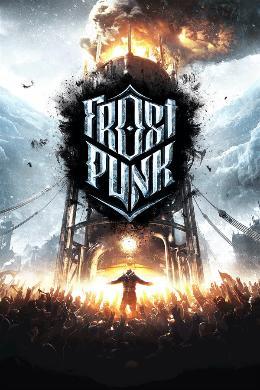Carátula de Frostpunk para PlayStation 4