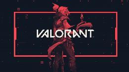 Carátula de Valorant