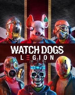 Carátula de Watch Dogs Legion para Stadia