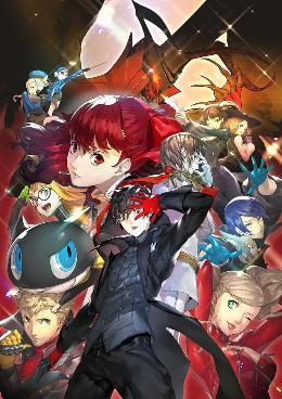 Carátula de Persona 5 Royal para PlayStation 4
