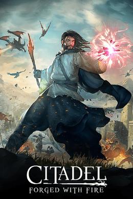 Carátula de Citadel: Forged With Fire para PlayStation 4