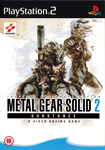 Carátula de Metal Gear Solid 2: Substance para PlayStation 2