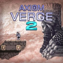 Carátula de Axiom Verge 2 para Nintendo Switch