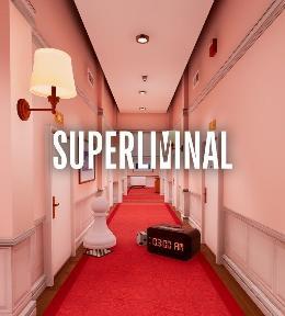 Carátula de Superliminal para PC