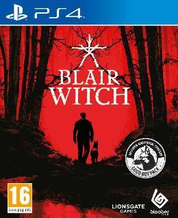 Carátula de Blair Witch para PlayStation 4
