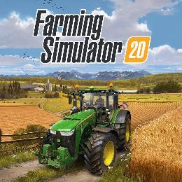 Carátula de Farming Simulator 20 para Nintendo Switch