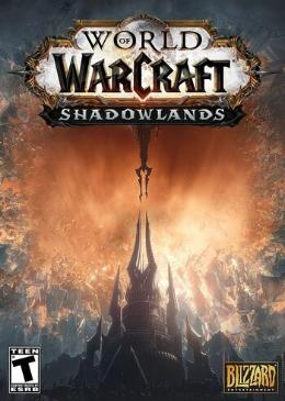Carátula de World of Warcraft: Shadowlands para PC