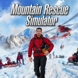 Carátula de Mountain Rescue Simulator para PlayStation 4