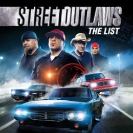 Carátula de Street Outlaws: The List para PlayStation 4