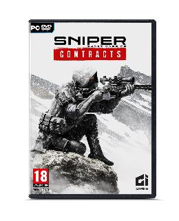 Carátula de Sniper Ghost Warriors Contracts para PC