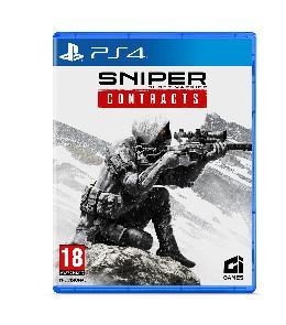 Carátula de Sniper Ghost Warriors Contracts para PlayStation 4