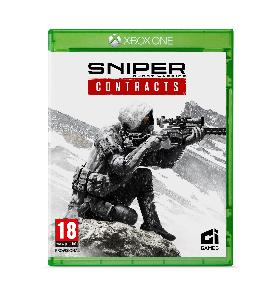 Carátula de Sniper Ghost Warriors Contracts para Xbox One