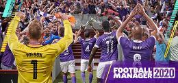 Carátula de Football Manager 2020 para PC