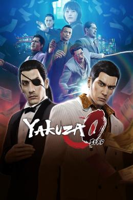 Carátula de Yakuza 0 para Xbox One