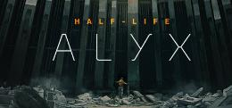 Carátula o portada Portada en Steam del juego Half-Life: Alyx para PC