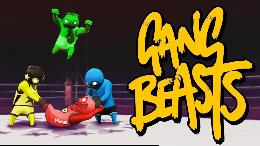 Carátula de Gang Beasts para PlayStation 4