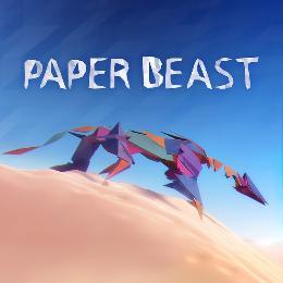 Carátula de Paper Beast