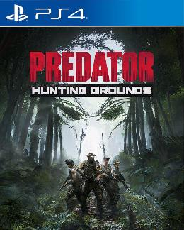 Carátula de Predator: Hunting Grounds para PlayStation 4