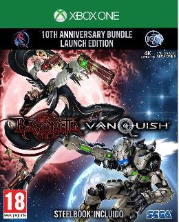 Carátula de Bayonetta & Vanquish 10th Anniversary Bundle para Xbox One