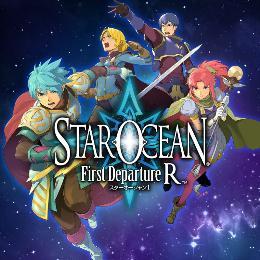 Carátula de Star Ocean First Departure R para Nintendo Switch