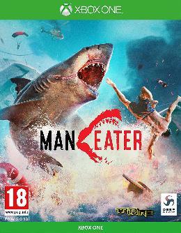 Carátula de Maneater para Xbox One