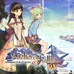 Carátula de Atelier Shallie: Alchemists of the Dusk Sea DX para PlayStation 4