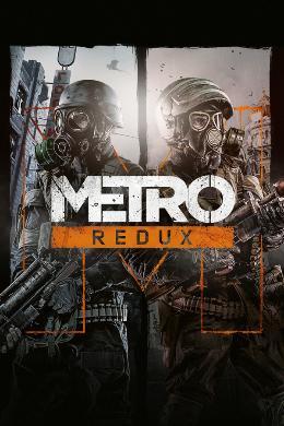 Carátula de Metro: Redux