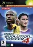Car�tula de Pro Evolution Soccer 4 para Xbox