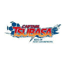 Carátula o portada Logo Oficial del juego Captain Tsubasa: Rise of the New Champions para Nintendo Switch