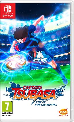 Carátula de Captain Tsubasa: Rise of the New Champions para Nintendo Switch