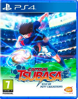 Carátula de Captain Tsubasa: Rise of the New Champions para PlayStation 4